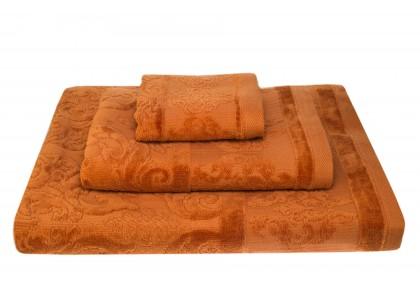 Towel 7998, orange rust