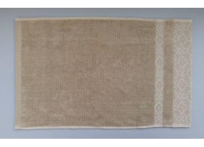 Πετσέτα βαμβακερή 7458, μπεζ