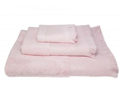 Πετσέτα Α946, χρώμα ροζ πέρλας